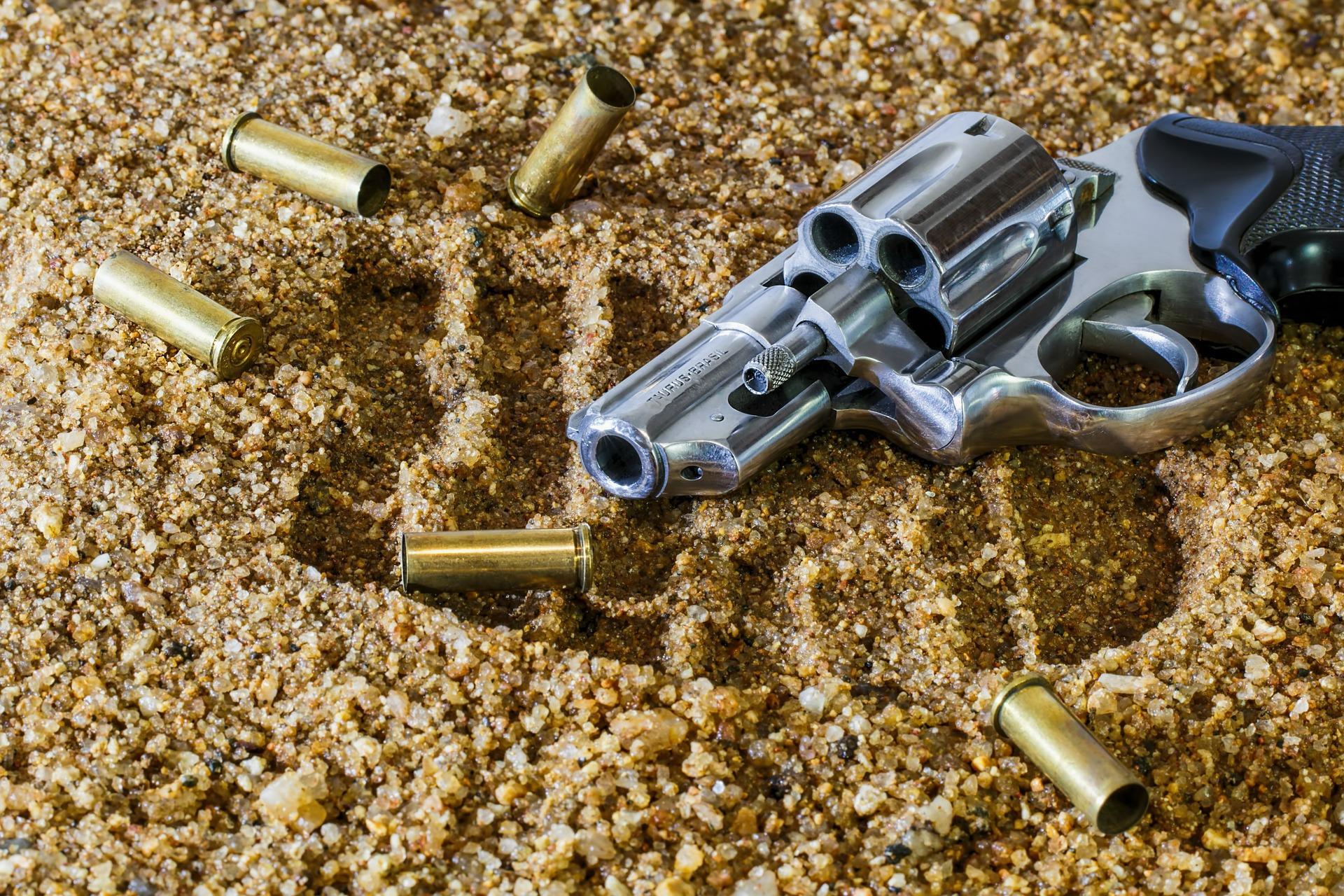 Der vermutete Waffenmißbrauch