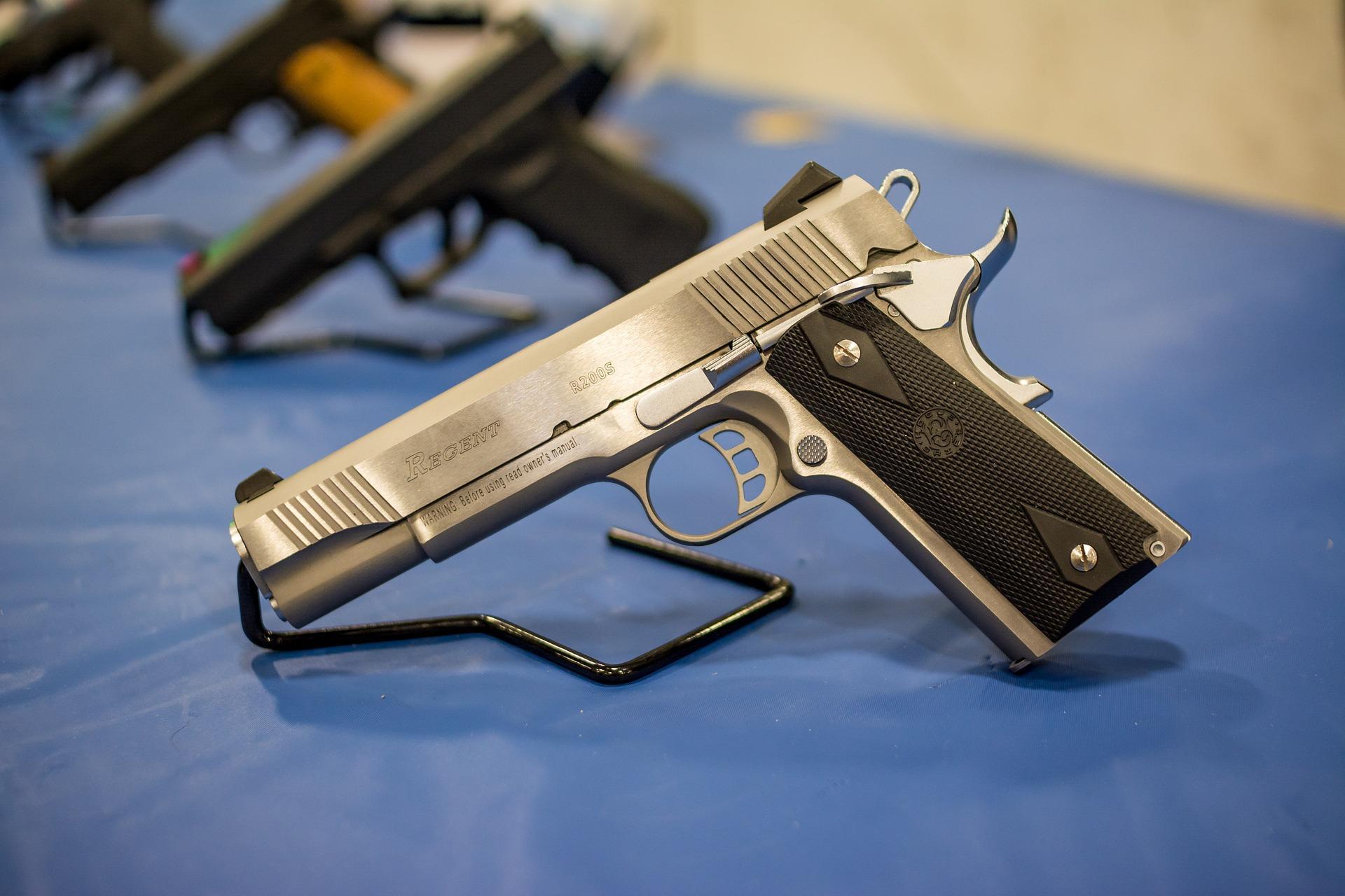 Das Verbot des Waffenbesitzes und des Waffenerwerbs