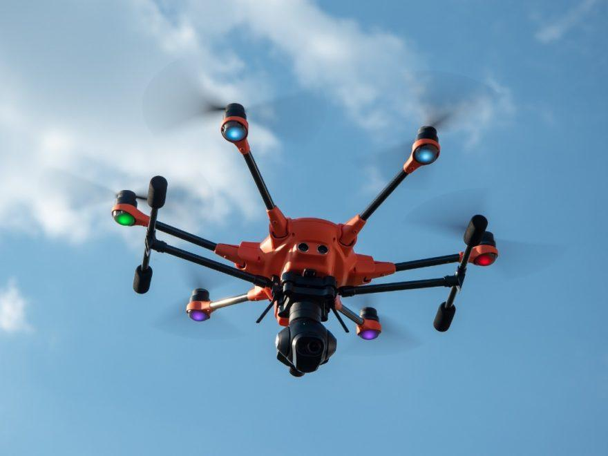 Hexacopter Kamera